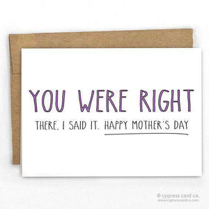 Mothers Day Greeting Card 07