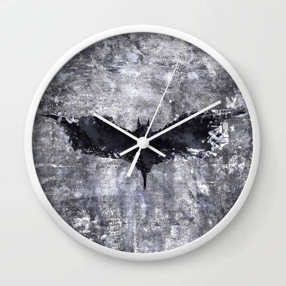 Batman Symbol - Wall Clock