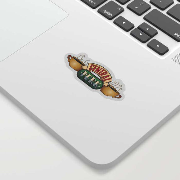 Central Perk Friends Sticker