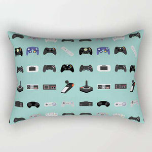 Console Evolution Pillow Cover