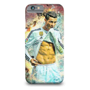 Ronaldo 01 Printed Cell Cover