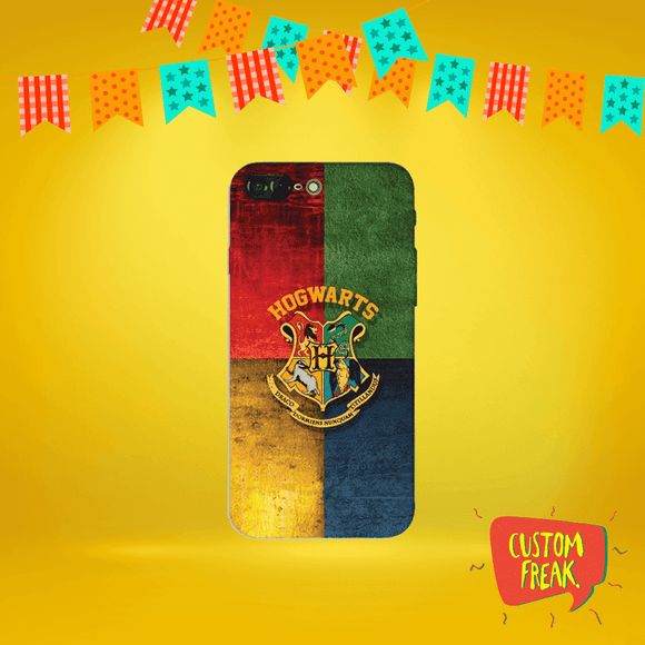 Harry Potter Printed Cell Cover - Cell Cover