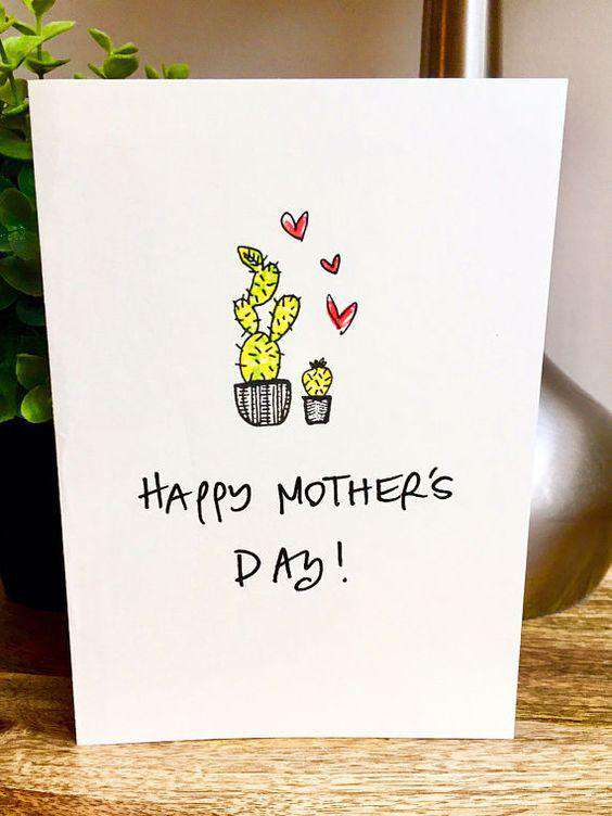 Mothers Day Greeting Card 10