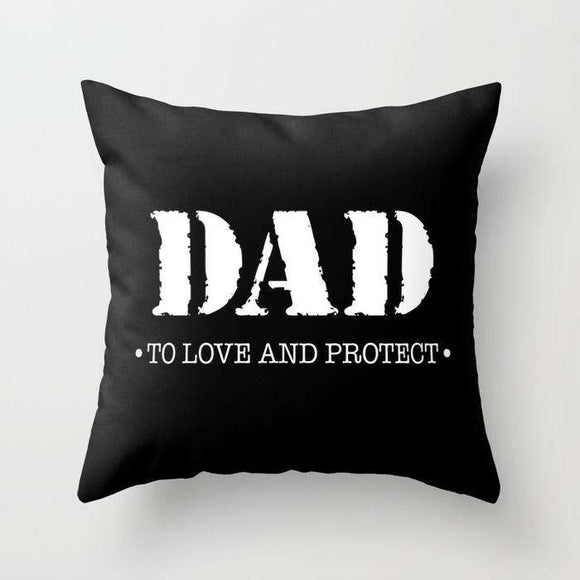 Dad - Fathers Day - Cushion
