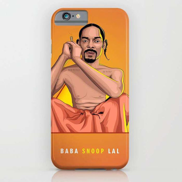 Snoop Dog Desi Printed Cell Cover