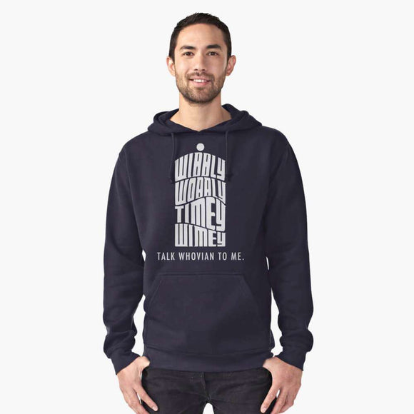 Doctor Who 002 - Hoodie