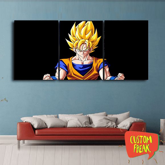 Dragon Ball Z - Set Of 3 - Wall Hangings