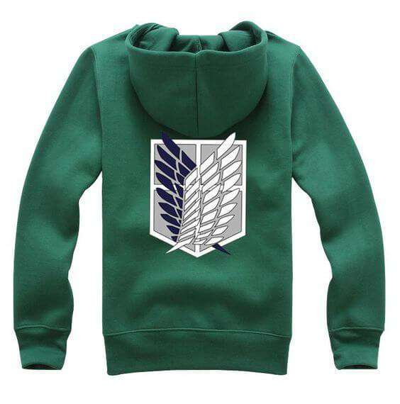 Attack On Titan - Hoodie