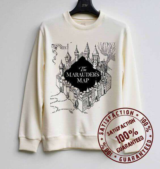 Harry Potter - Sweatshirt