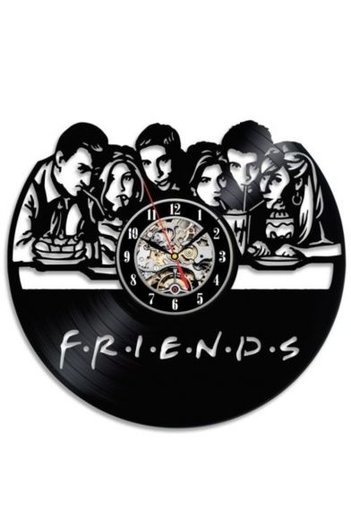 Friends - Acrylic Clock