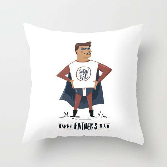 Happy Fathers Day - Cushion