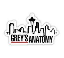 Greys Anatomy - Cutout Sticker
