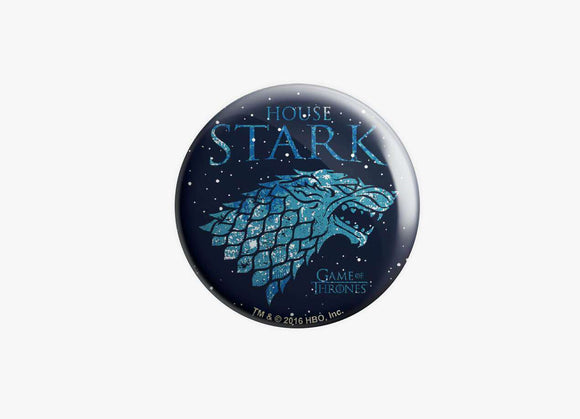 House Of Stark - Game Of Thrones - Badge