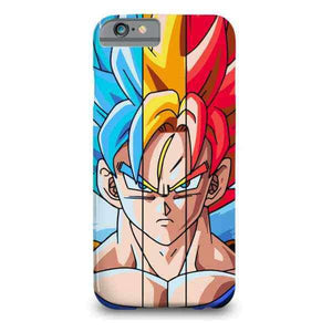 Dragon Z Goku Printed Cell Cover - Cell Cover