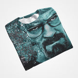 Heisenberg - Breaking Bad - All Over Printed T-Shirts