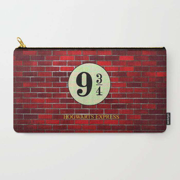 Hogwarts Express Harry Potter - Zipper Pouch