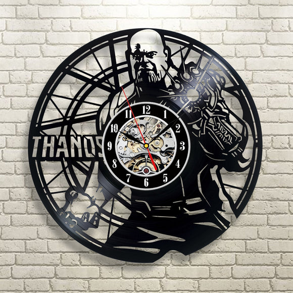 Thanos - Acrylic Clock