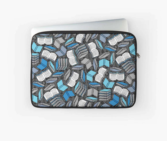 Laptop & Tablet Sleeve Book Lover