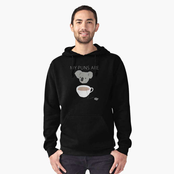 My Puns Are Quality - Hoodie