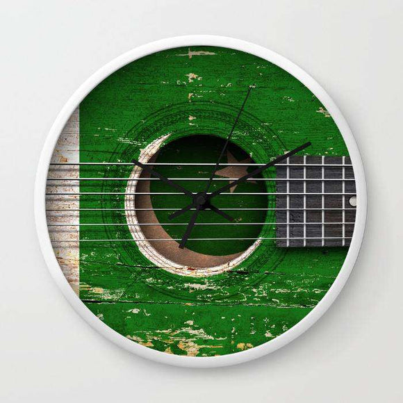 Pakistan - Independence Day Merchandise - Wall Clock - Custom Freaks