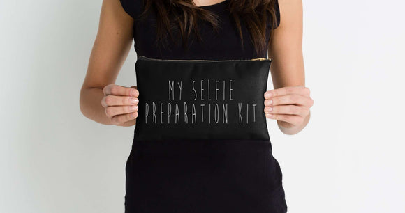 Selfie Kit - Zipper Pouch