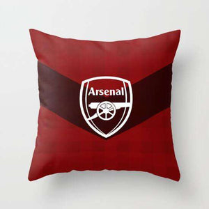 Red Gunners Cushion