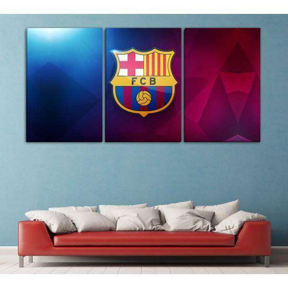 Barcelona - Set Of 3 - Wall Hangings