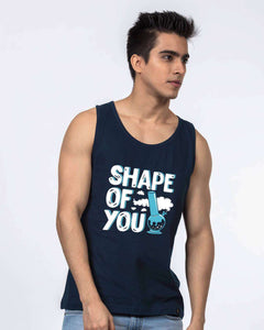 Shape Of You - Tank Top