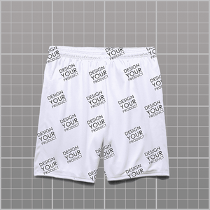 Create Your All Over Printed Shorts