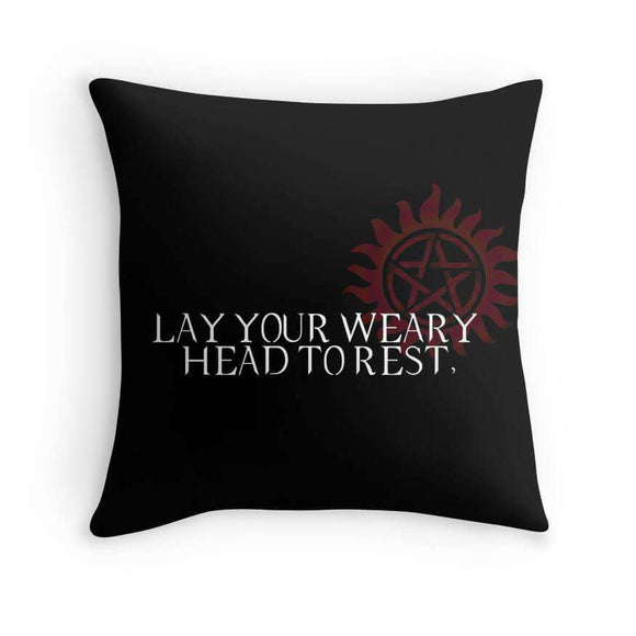 Supernatural Cushion