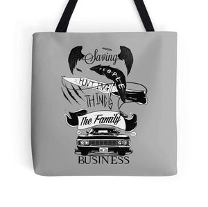 Supernaturals - Tote Bag