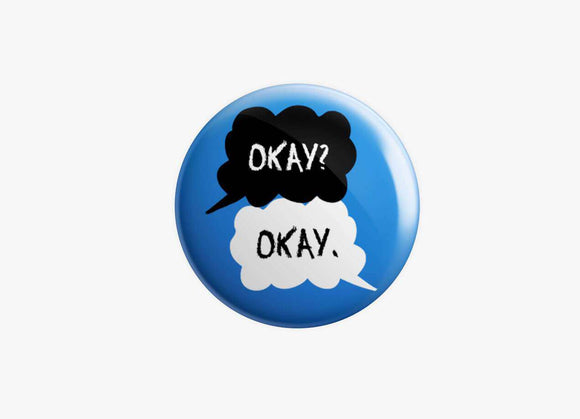 Fault In Our Stars - Badge
