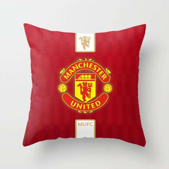 The Red Devil Cushion