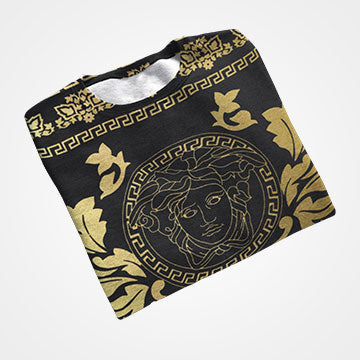 Versace - All Over Printed T-Shirts