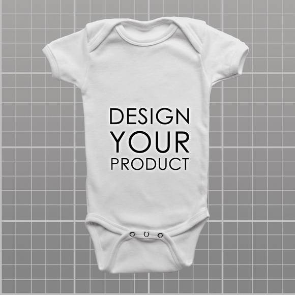 Create Your Baby Romper