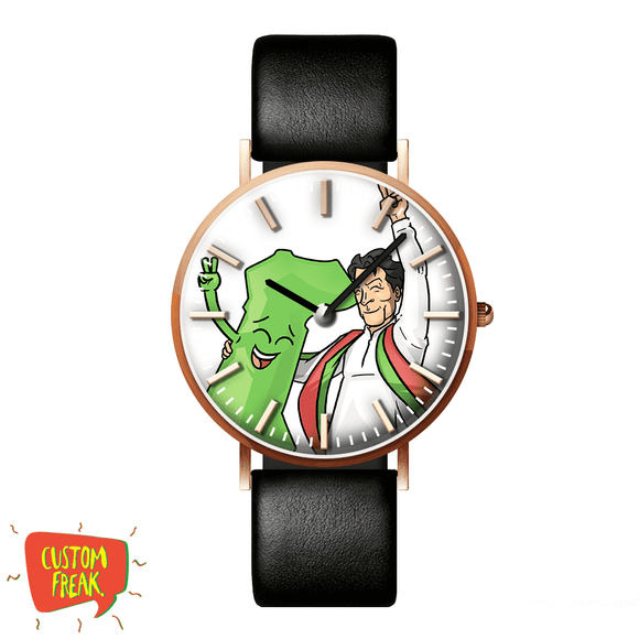 Imran Khan Naya Pakistan - Wrist Watch
