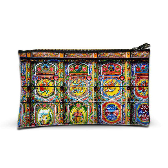 Truck Art 05 - Zipper Pouch