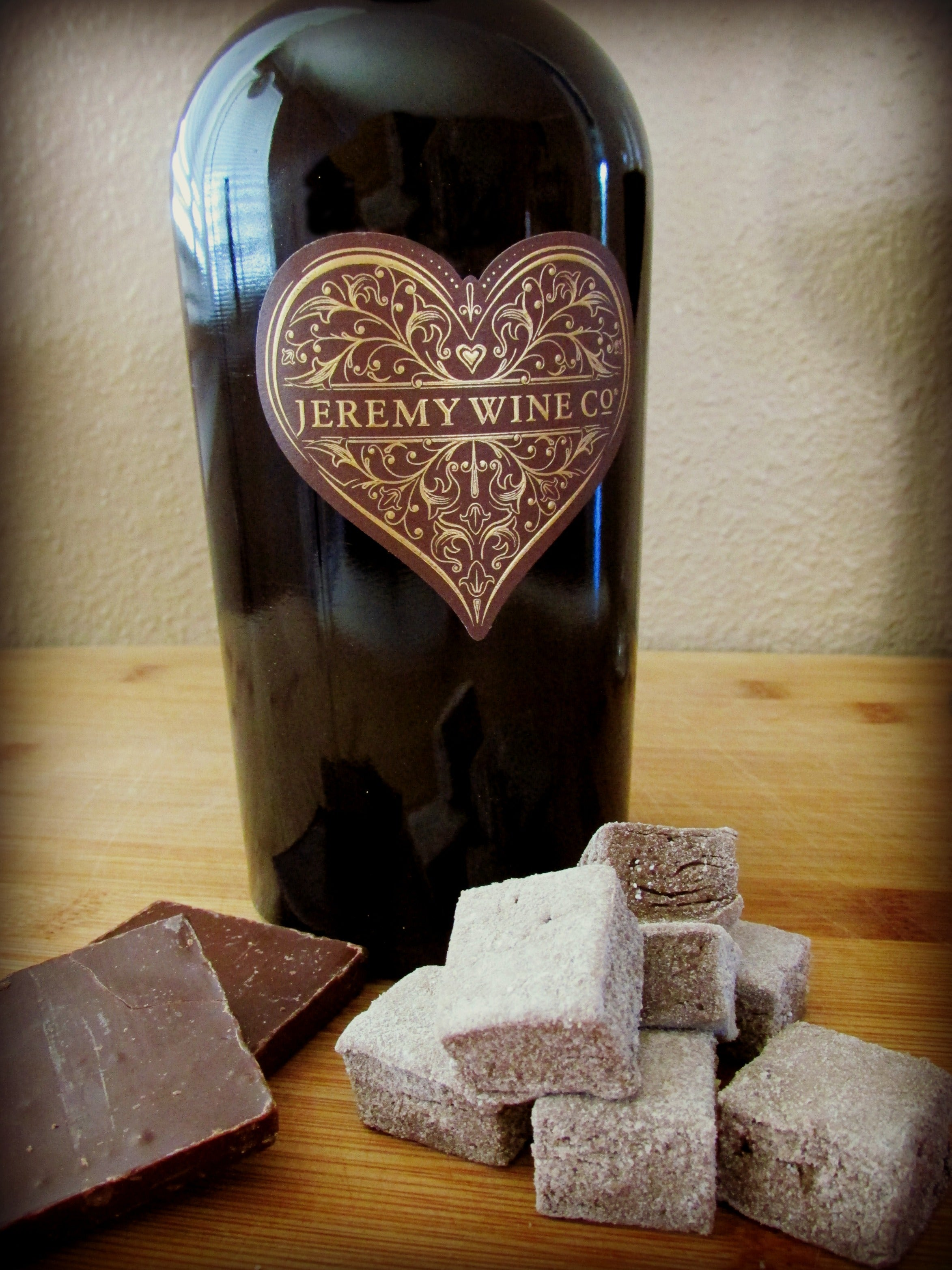 Chocolate Port Marshmallows