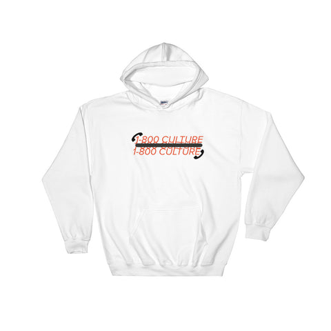 1-800 CULTURE Exclusive Hoodie