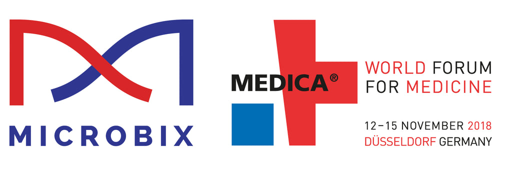 Microbix Exhibiting at MEDICA Trade Fair