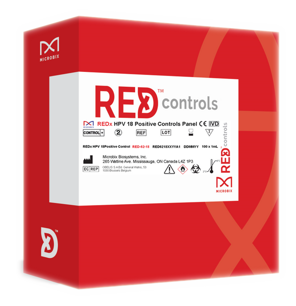 REDx HPV 18 Positive Control