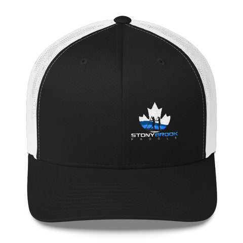 Color Logo Trucker Cap