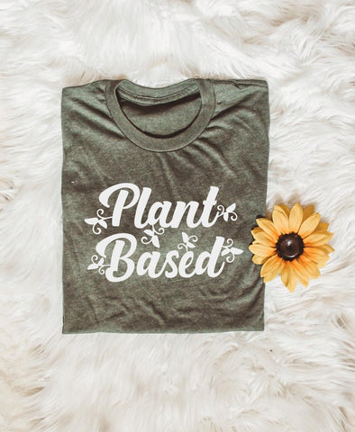 Plant Based - Unisex Fit - More Colors
