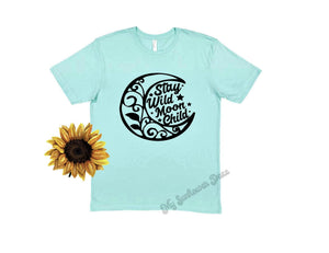 Stay wild moon child - Toddler / Youth Tees