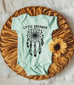 Little Dreamer - Baby Bodysuit - Two Colors