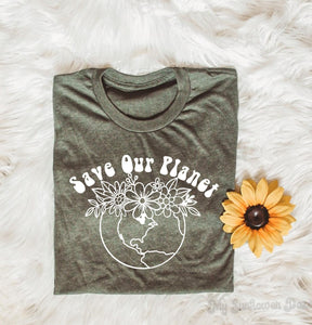 Save Our Planet -  Unisex Fit - More Colors