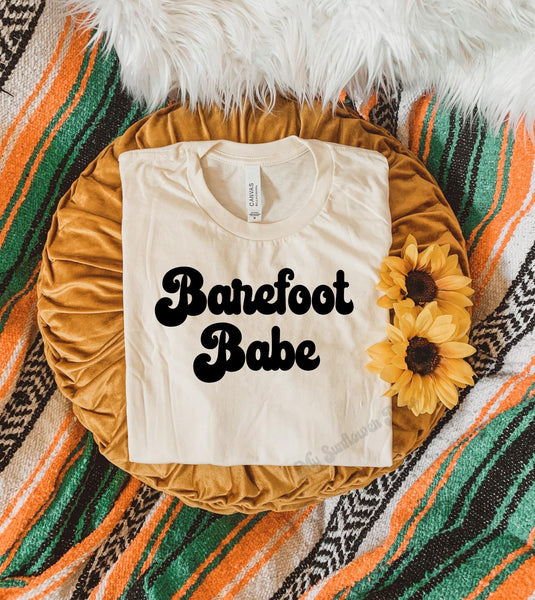 Barefoot Babe -  Unisex Fit - More Colors