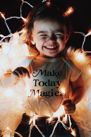 Make Today Magical -  Baby Bodysuit - Two Colors