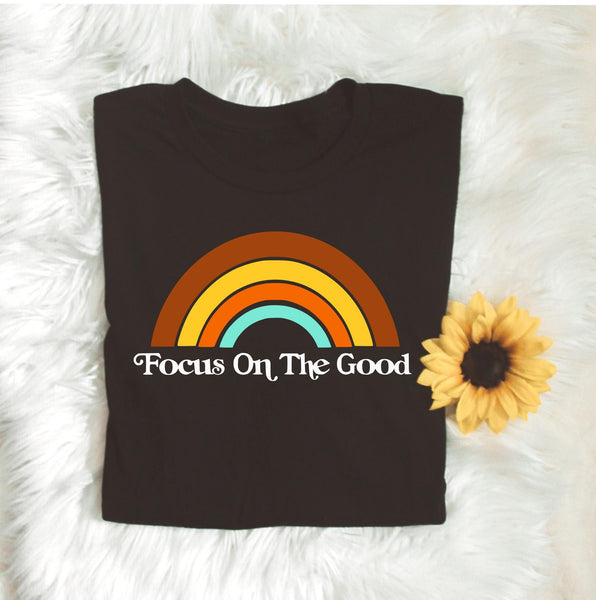 Focus on the good  -  Unisex Fit