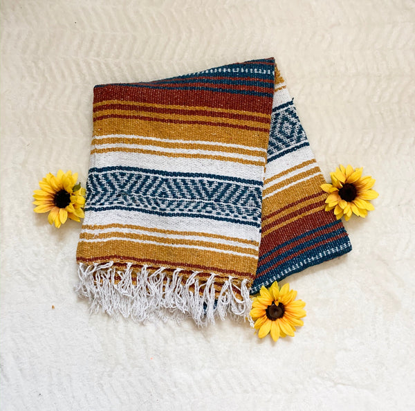 Think Hippie Thoughts Blanket︱✿ Free Shipping ✿